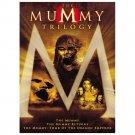 The Mummy Trilogy (DVD, 2008) BRENDAN FRASER