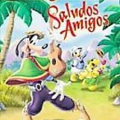 DISNEY  GOLD COLLECTION Saludos Amigos (DVD, 2000)