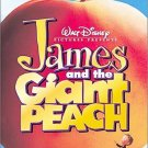 James and the Giant Peach (DVD, 2000) DISNEY