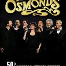 The Osmonds - Live in Las Vegas: 50th Anniversary Reunion Concert (DVD, 2008)