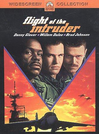 Flight of the Intruder (DVD, 2003) DANNY GLOVER,WILLIEM DAFOE