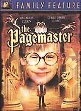 The Pagemaster (DVD) MACAULAY CULKIN