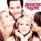 Addicted to Love (DVD, 1997) MEG RYAN,MATTHEW BRODERICK