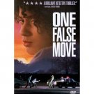 One False Move (DVD, 1999,Subtitled French and Spanish) BILLY BOB THORNTON