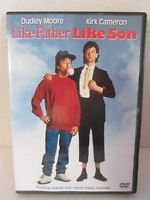 Like Father, Like Son (DVD, 2004) KIRK CAMERON,DUDLEY MOORE