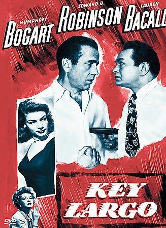 Key Largo (DVD, 2000) HUMPHREY BOGART / LAUREN BACALL
