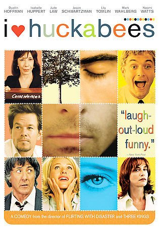 I Heart Huckabees (DVD, 2005) SINGLE DISC VERSION MARK WAHLBERG