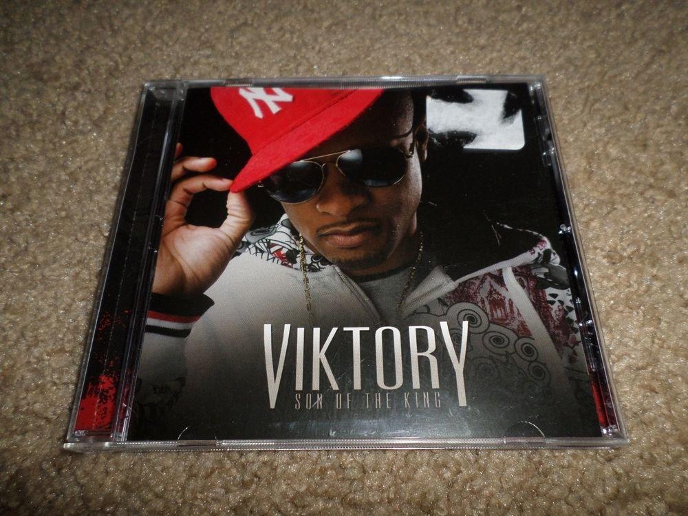 VIKTORY SON OF THE KING CD (2009)