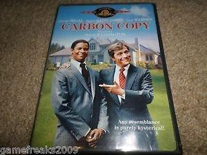 Carbon Copy (DVD, 2004) GEORGE SEGAL // JACK WARDEN