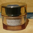 Estee Lauder Resilience Lift Firming/Sculpting Face & Neck Creme SPF 15,  .5 oz