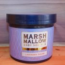Bath & Body Works Marshmallow Body Souffle Butter Lavender Sugar 10oz New