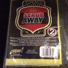 SM Arnold Scrub Away - 2 PK 85-485-Auto Detailing
