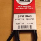Bando USA 6PK1840 Idler Belt