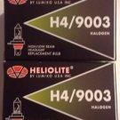 HELIOLITE H4/9003 headlight bulbs Pair NEW!!!