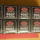 9007 ten pack headlight bulbs