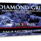 MICROFLEX MF300 XL DIAMOND GRIP LATEX GLOVE