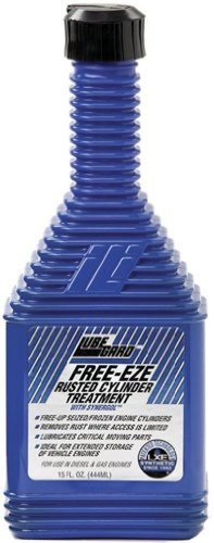 Lubegard 30990 FREE-EZE Rusted Cylinder Treatment 15 oz. New Free Shipping