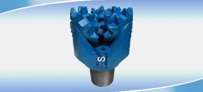 tri cone drill bit Steel Tooth Bit