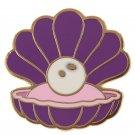 Cute Clam Shell Design Enamel Pin Badge