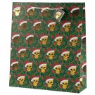 Metallic Skulls Extra Large Christmas Gift Bag