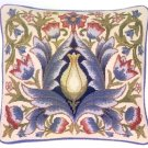 ARTICHOKE 1 Cushion Needlepoint CANVAS Beth Russell William Morris