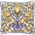 ARTICHOKE 2 Cushion Needlepoint KIT Beth Russell William Morris
