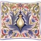 ARTICHOKE 1 Cushion Needlepoint KIT Beth Russell William Morris