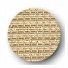"""6 mesh interlock Creme 40"""" wide Needlepoint Rug Canvas Zweigart (9124236-40)"""