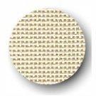 "13 mesh Mono DeLuxe Eggshell 40"" wide Needlepoint Canvas Zweigart (1286-264-40)"