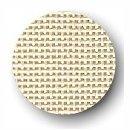 "18 mesh Mono DeLuxe Eggshell 40"" wide Needlepoint Canvas Zweigart (9281-270-40)"