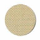 """18 mesh Mono DeLuxe Sandstone 40"""" wide Needlepoint Canvas Zweigart (9281-370-40)"""
