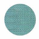 "18 mesh Mono DeLuxe Aquamarina 40"" wide Needlepoint Canvas Zweigart (9281-635-40)"