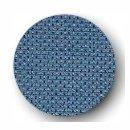"18 mesh Mono DeLuxe Antique Blue 40"" wide Needlepoint Canvas Zweigart (9281-930-40)"