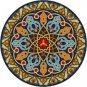Arabesque Needlepoint Rug Canvas (ar22-006r)