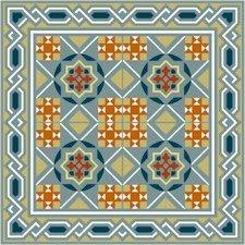 American Quilt Cushion Needlepoint Canvas (ar18-015c)