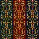 Arabesque Bellpull Or Table Runner Needlepoint Canvas (ar22-085b)
