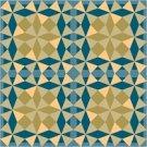 American Quilt Cushion Needlepoint Canvas (ar11-089c)