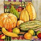 Still Life With Pumpkins Needlepoint Canvas (ig-07)