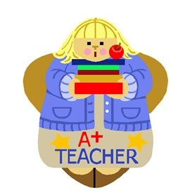Needlepoint Canvas Teacher Angel by In Good Company (LAS115)