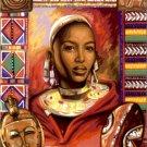 Needlepoint Canvas by Royal Paris L'Africaine (royal_paris_142-423)