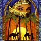 Needlepoint Canvas by Royal Paris La Porte d'Orient (royal_paris_142-424)
