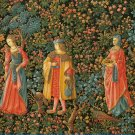 Needlepoint Canvas by Margot Tapisserie de la Loire d'apres J.M.Raud (margot-253-2912)