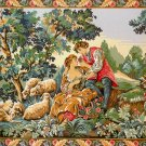 Needlepoint Canvas by Margot Verdure d'inspiration F.Boucher XVIII (margot-253-2914)