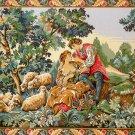 Needlepoint Canvas by Margot Verdure d'inspiration F.Boucher XVIII (margot-253-2914)