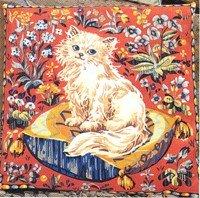 Needlepoint Canvas by SEG Persian King (seg-1904-22)