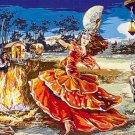 Needlepoint Canvas by SEG La danse d'Esmeralda (seg-932-90)