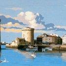 Needlepoint Canvas by SEG La Rochelle (seg-932-58)