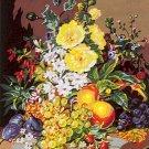 Needlepoint Canvas by SEG Pyramide de fruits et de fleurs XIX (seg-981-147)