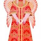 Needlepoint Canvas by Janet Watson Russian Angel 1 (fdp-JW-116)