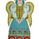 Needlepoint Canvas by Janet Watson Russian Angel 3 (fdp-JW-118)